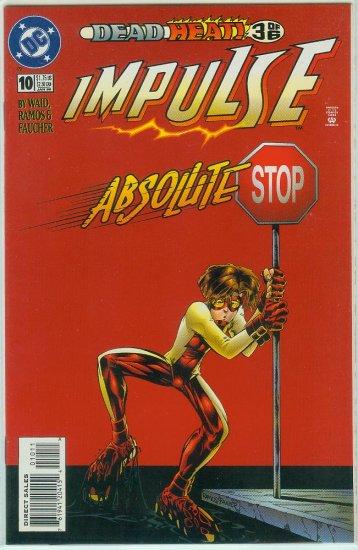IMPULSE #10 (1996)