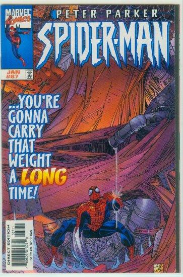 SPIDER-MAN #87 (1998)