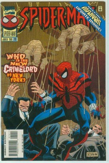 SPIDER-MAN #70 (1996)