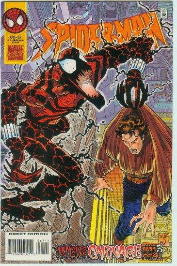 SPIDER-MAN #67 (1996)