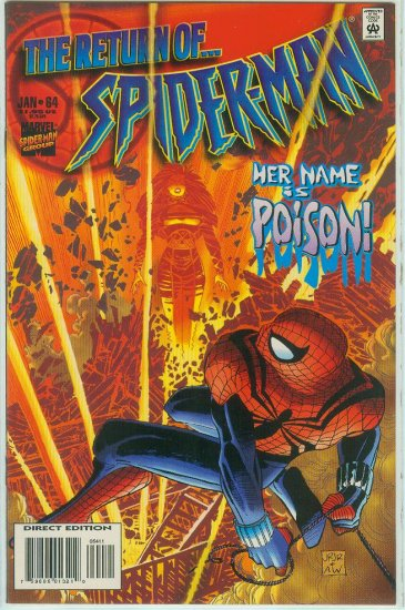 SPIDER-MAN #64 (1996)