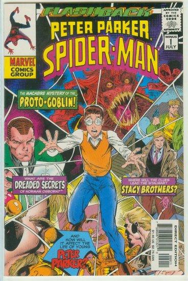 SPIDER-MAN MINUS 1 FLASHBACK (1997)