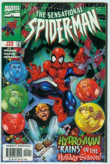 SENSATIONAL SPIDER-MAN #24 (1997)