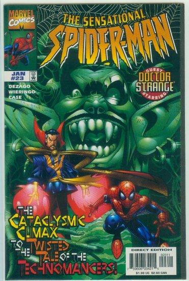 SENSATIONAL SPIDER-MAN #23 (1997)