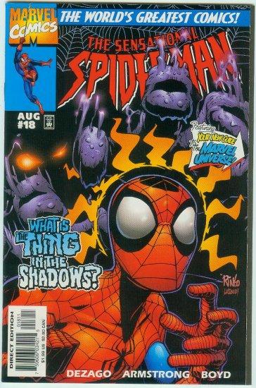 SENSATIONAL SPIDER-MAN #18 (1997)