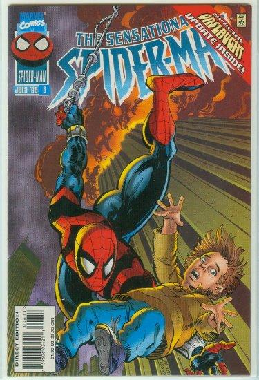 SENSATIONAL SPIDER-MAN #6 (1996)
