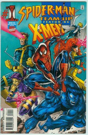 SPIDER-MAN TEAM-UP #1 (1995)