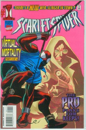 SCARLET SPIDER #1 (1995)