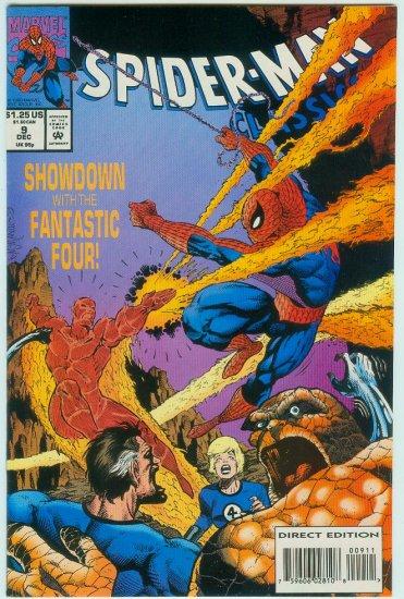 SPIDER-MAN CLASSIC #9 (1993)
