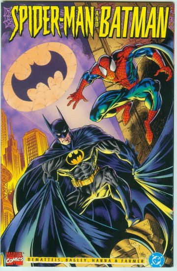 SPIDER-MAN/BATMAN #1 (1995)