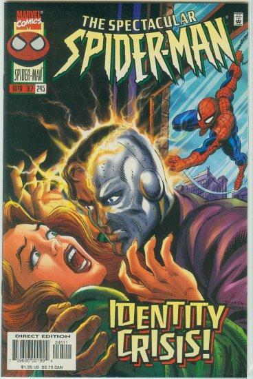 SPECTACULAR SPIDER-MAN #245 (1997)