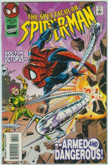 SPECTACULAR SPIDER-MAN #232 (1996)