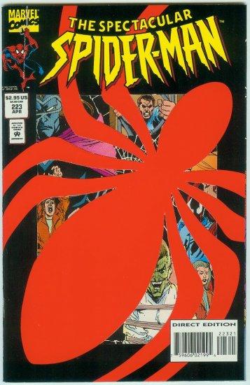 SPECTACULAR SPIDER-MAN #223 (1995)
