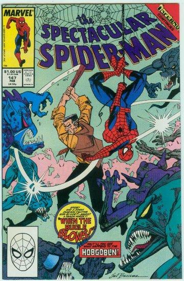SPECTACULAR SPIDER-MAN #147 (1989)