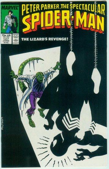 SPECTACULAR SPIDER-MAN #127 (1987)