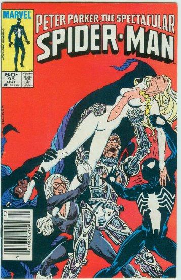 SPECTACULAR SPIDER-MAN #95 (1984)