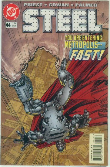 STEEL #44 (1997)