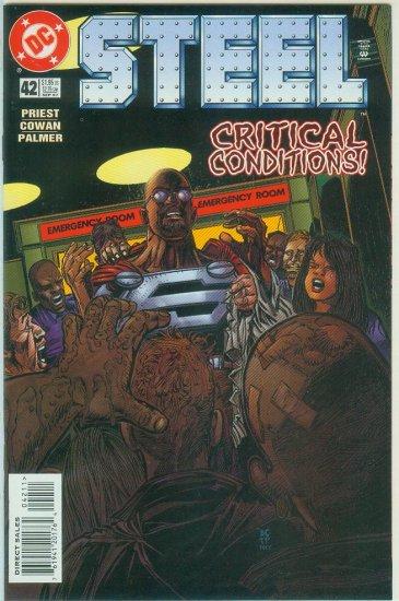 STEEL #42 (1997)