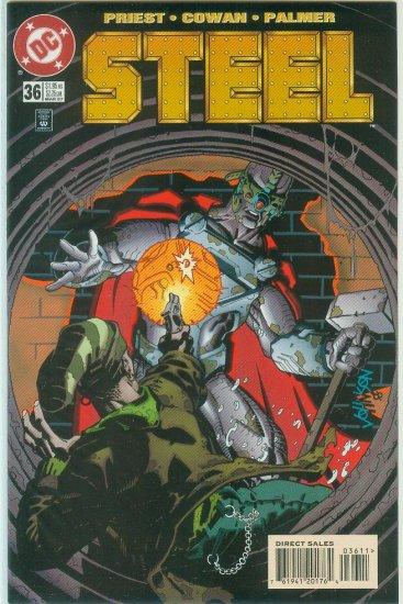 STEEL #36 (1997)
