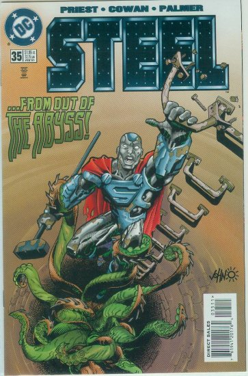 STEEL #35 (1997)