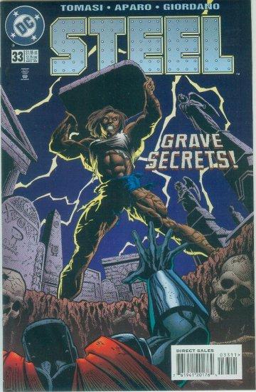 STEEL #33 (1996)