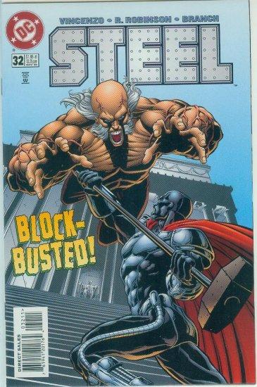 STEEL #32 (1996)