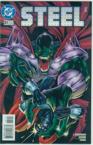 STEEL #31 (1996)