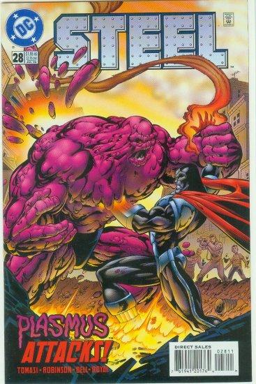 STEEL #28 (1996)