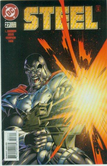 STEEL #27 (1996)