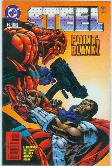 STEEL #24 (1996)