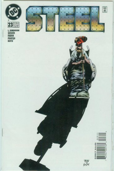 STEEL #23 (1996)
