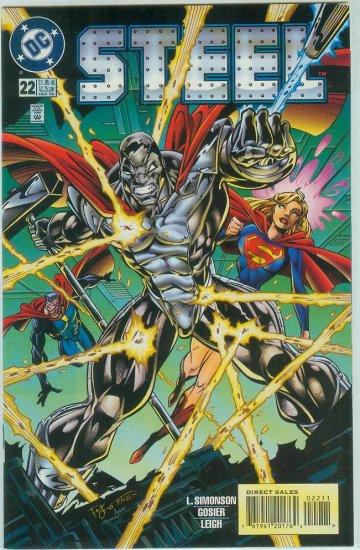 STEEL #22 (1995)