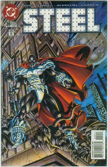 STEEL #20 (1995)