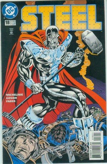 STEEL #18 (1995)