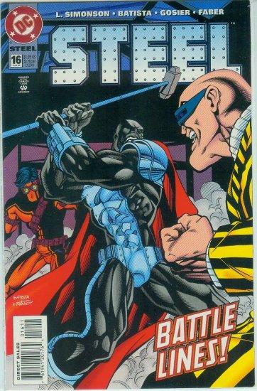 STEEL #16 (1995)