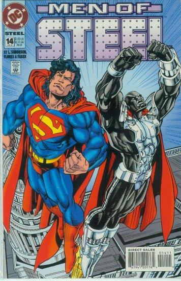 STEEL #14 (1995)