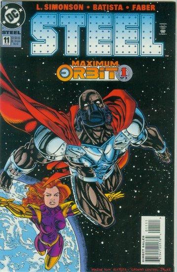 STEEL #11 (1995)