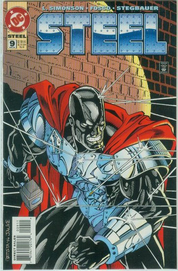 STEEL #9 (1994)