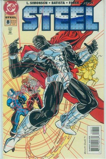 STEEL #8 (1994)