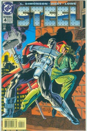 STEEL #4 (1994)