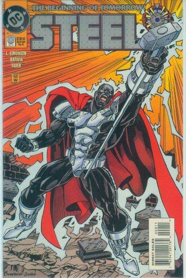 STEEL #0 (1994)