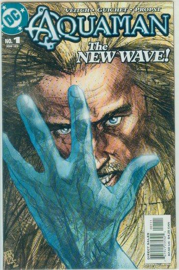 AQUAMAN #1 (2003)