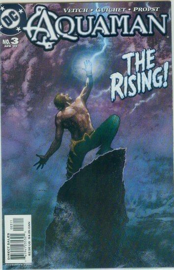 AQUAMAN #3 (2003)
