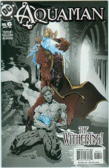AQUAMAN #6 (2003)