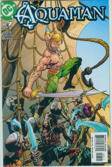AQUAMAN #7 (2003)