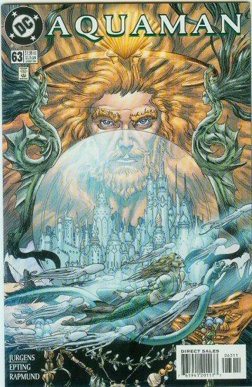 AQUAMAN #63 (2000)