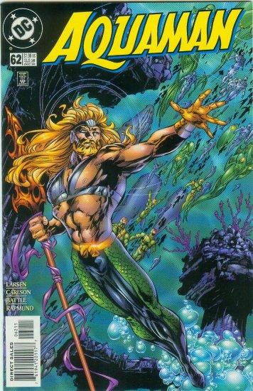 AQUAMAN #62 (1999)