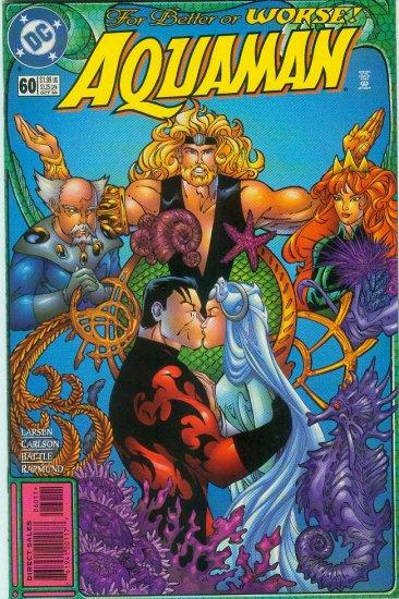 AQUAMAN #60 (1999)