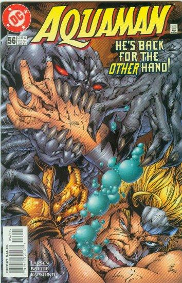 AQUAMAN #56 (1999)