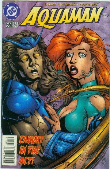 AQUAMAN #55 (1999)
